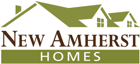 New Amherst homes logo